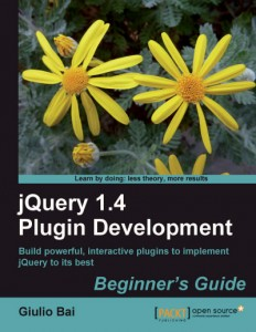 Book: Jquery Plugin development