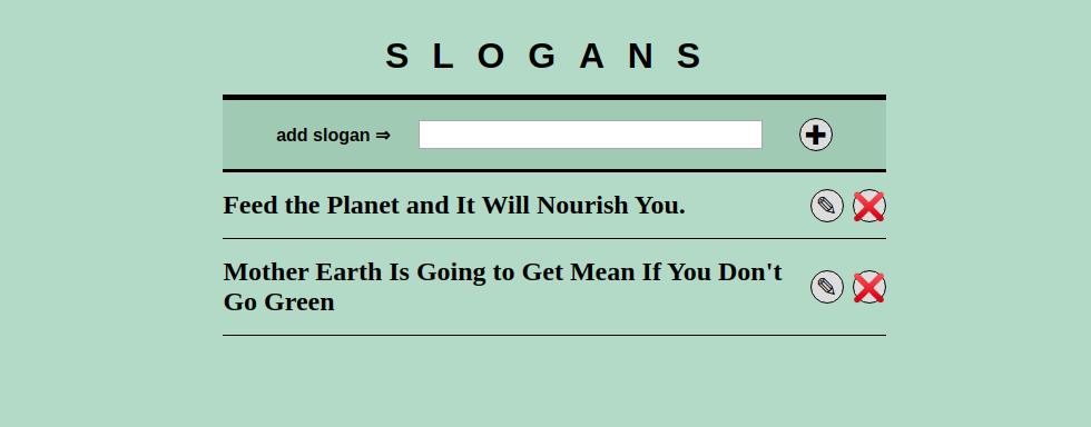 slogans app